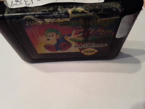 Lemmings Used Sega Genesis Video Game