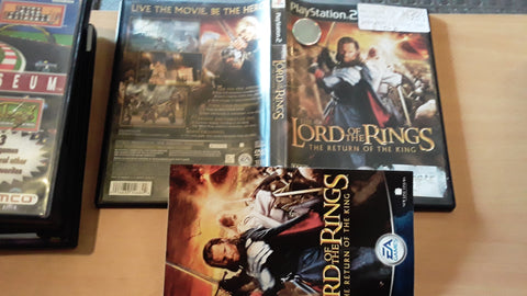 Lord of the Rings Return of the King USED PS2 Video Game