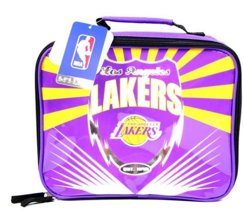 Los Angeles Lakers NBA Insulated Lunch Bag