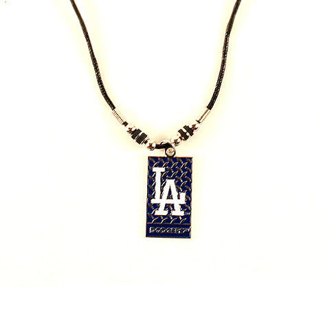 Los Angeles Dodgers MLB Rope Necklace