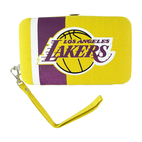 Los Angeles Lakers NBA Wristlet Wallet
