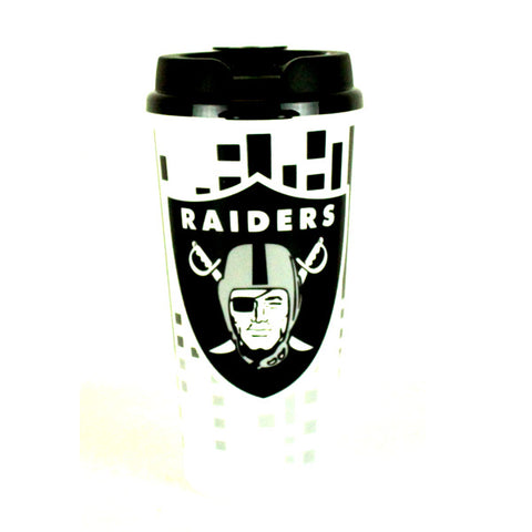 Oakland Raiders 32OZ NFL Tumbler
