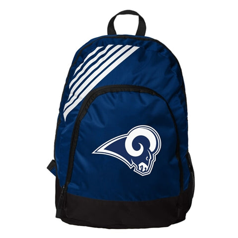 Los Angeles Rams NFL Border Stripe Backpack