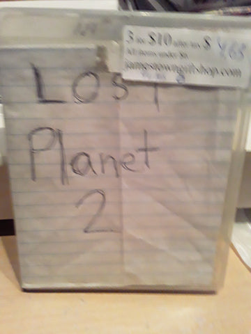 Lost Planet 2 Used PS3 Video Game