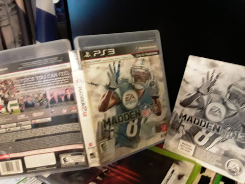 Madden NFL 13 Football 2013 Used PS3 Video Game