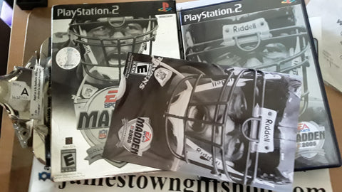 Madden NFL 2005 Collector's Edition USED PS2 Video Game