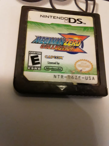 Mega Man Zero Collection Used Nintendo DS Video Game Cartridge