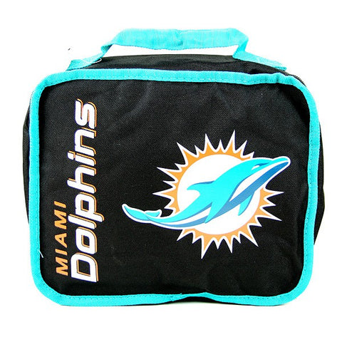 Miami Dolphins NFL Insulated Lunch Bag