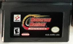 Motocross Maniacs Used Gameboy Advance Video Game