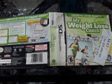My Weight Loss Coach Used Nintendo DS Game Complete