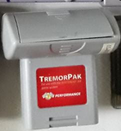 N64 Tremor Rumble Pak Used by Performance