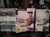 NASCAR 09 Control Used PS2 Game