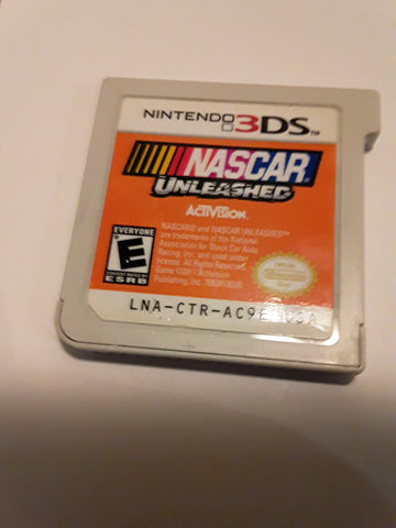 NASCAR Unleashed Used Nintendo 3DS Video Game