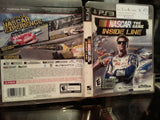 NASCAR the Game Inside the Line Used PS3 Video Game