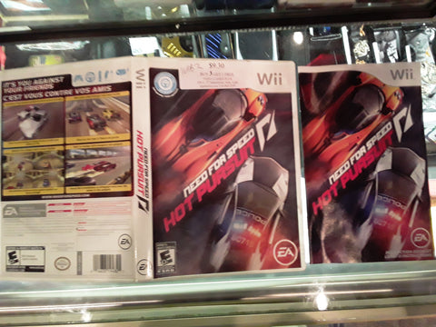 Need For Speed Hot Pursuit Used Nintendo Wii Video Game