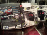 Need for Speed Pro Street Racing Used PS3 Video Game