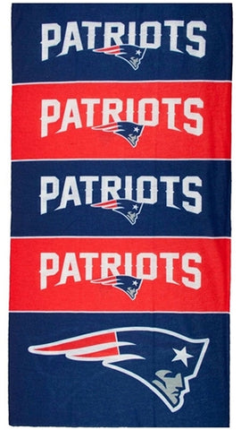 New England Patriots NFL Superdana Neck Gaiter Mask