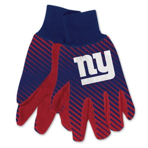 New York Giants NFL Full Color Sublimated Gloves