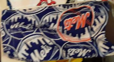 New York Mets MLB Handmade 6.5 Inch Cotton Face Mask Smaller Size