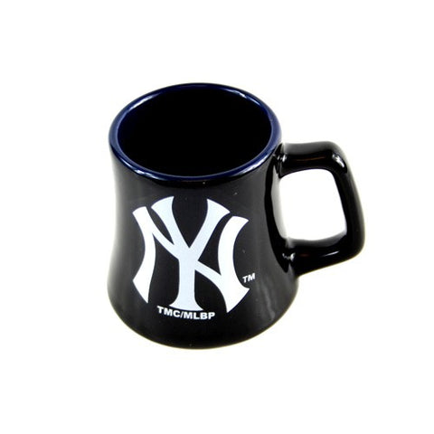 New York Yankees MLB 2 OZ Ceramic Mini Shot Mug Cup