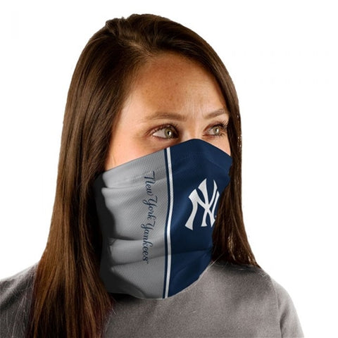 New York Yankees MLB Fan Wrap Neck Gaiter Mask