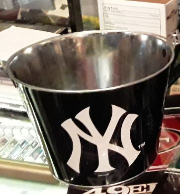New York Yankees MLB Ice Bucket