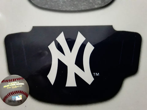 New York Yankees MLB Logo Fan Mask Face Covering