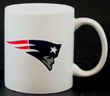 New England Patriots 11OZ NFL Mug