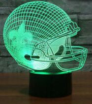 New Orleans Saints NFL LED Helmet Light