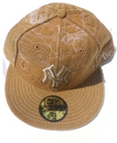 New York Yankees MLB Flat Brimmed New Era 59Fifty Baseball Cap