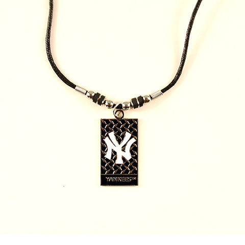 New York Yankees Necklace