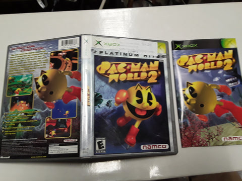 Pac-Man World 2 Used Original Xbox Video Game