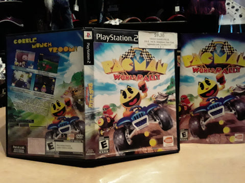 Pac-Man World Rally USED PS2 Video Game