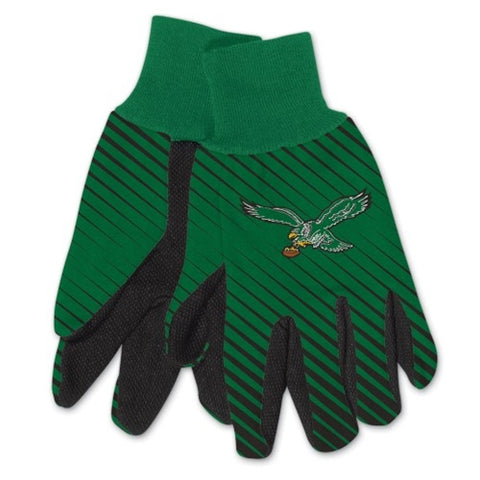 Philadelphia Eagles Legacy NFL Full Color Sublimated Gloves