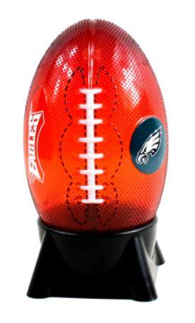 Philadelphia Eagles Table Top Football Night Light