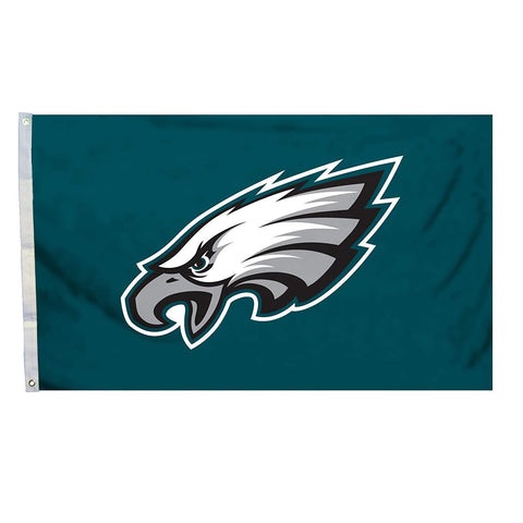 Philadelphia Eagles Eagle Head 3x5 NFL Flag