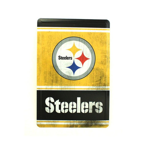 Pittsburgh Steelers NFL 12 X 8 Tin Sign