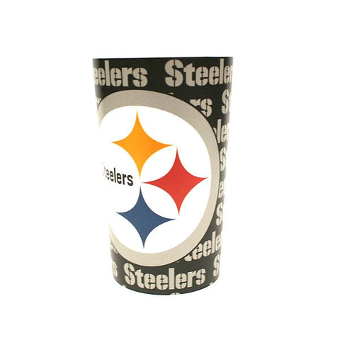 Pittsburgh Steelers NFL 16 Ounce Soft Plastic Cups