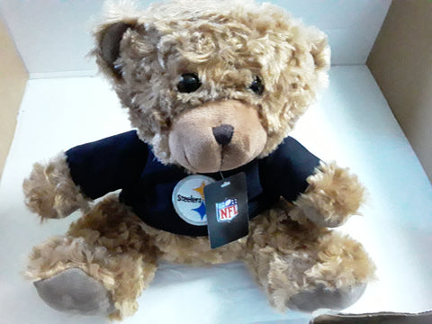 Pittsburgh Steelers NFL Forever Collectibles Teddy Bear