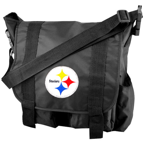 Pittsburgh Steelers NFL Diaper Bag With Changing Pad