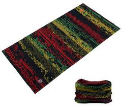 Rasta Multi Function Mask Head Wrap