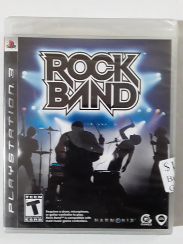 Rock Band 1 BRAND NEW PS3 Video Game