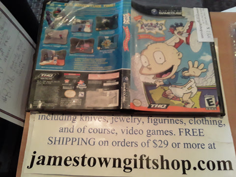 Rugrats Royal Ransom Used Nintendo Gamecube Video Game