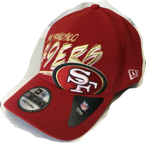 San Francisco 49ers NFL New Era 39Thirty  Baseball Cap Hat