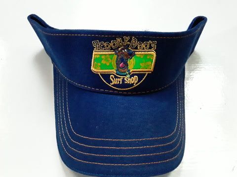 Scooby Doo Surf Club Visor Hat