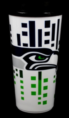 Seattle Seahawks NFL 32Oz Tumbler Cup