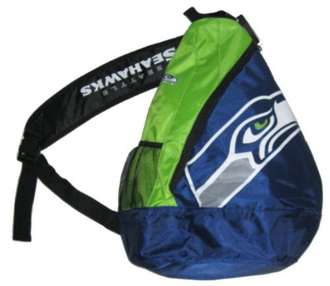 Seattle Seahawks NFL Core Sling Bag Backpack