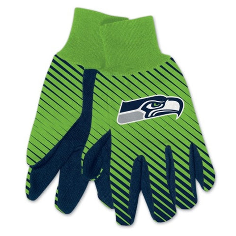 Seattle Seahawks NFL Full Color Sublimated Gloves