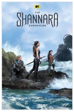 Shannara Chronicles 23x34 Poster