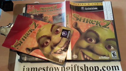 Shrek 2 Used Nintendo Gamecube Video Game